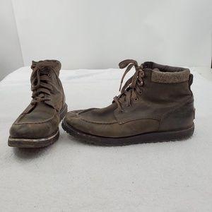 UGG 12 Merrick Mens Chukka Boots Brown Leather Win